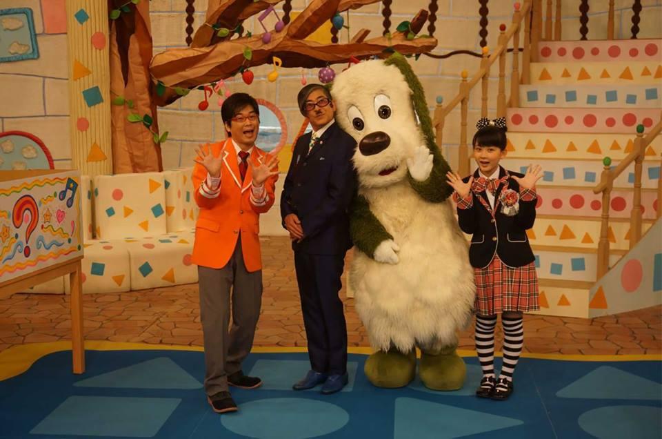 ワンワンパッコロ出演!(NHK-BSプレミアム)